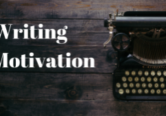 How to motivate yourself as an author